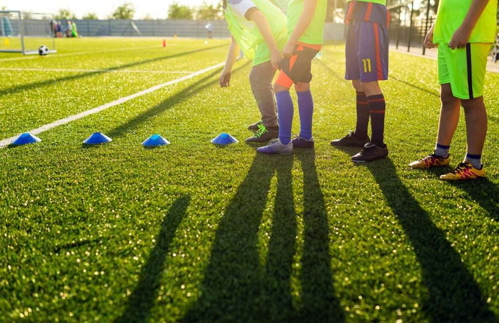 Sports Fun 4 all football sessions