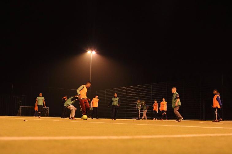 Downham Football Project