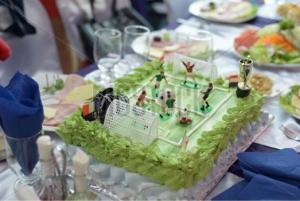 Sports Fun 4 All birthday party
