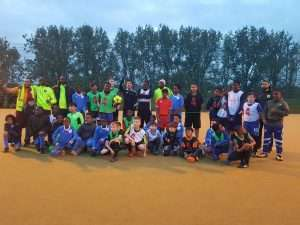 sports fun 4 all development matches