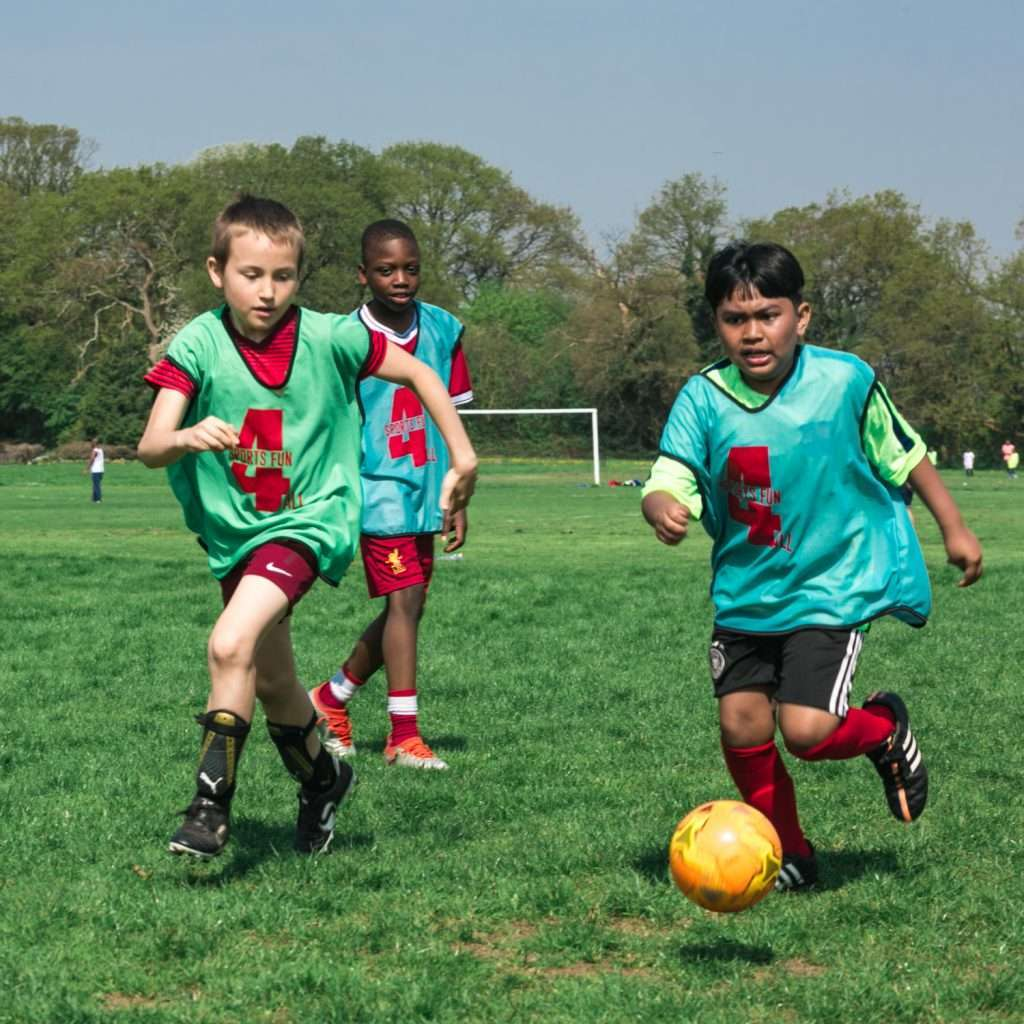 sports fun 4 all - football classes