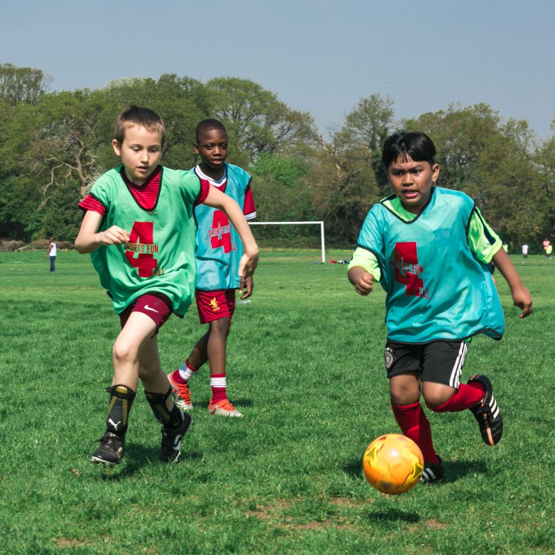 sports fun 4 all - football classes